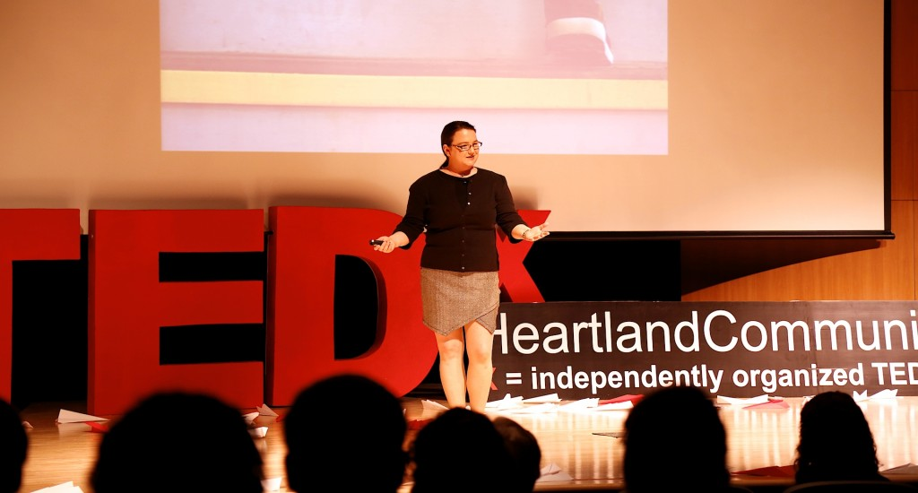 TEDx May 2015